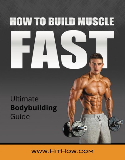 hpw to build muscle fast ebook book