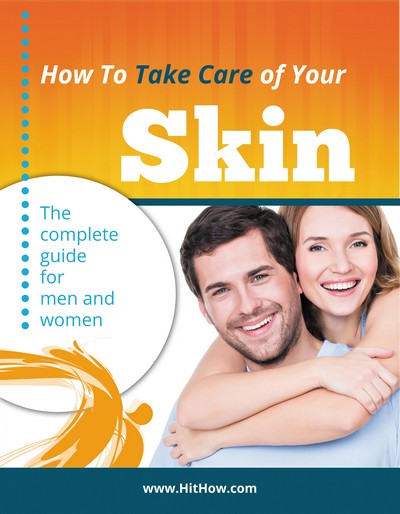 how to take care of your skin ebook book